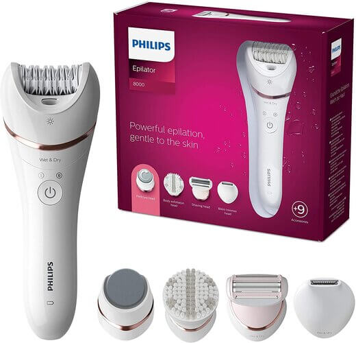 Philips BRE740/10 Epilierer